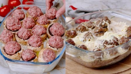 Stuffed mushrooms: this recipe will be your new family favourite!