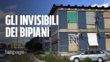 Napoli, i bipiani di amianto saranno abbattuti. Ma per i residenti non c'è un posto in cui andare
