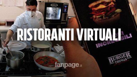 """Ristoranti virtuali e cucina fantasma, a Napoli nascono le """"Cucine Intelligenti"""""""