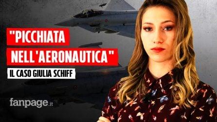 """Espulsa dall'Aeronautica dopo aver subito violenze, Giulia Schiff: """"Voglio tornare a volare"""""""