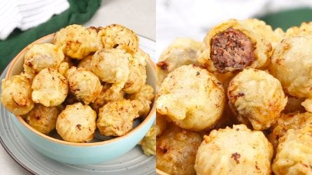 Frying meatballs: an irresistible appetizer to try!