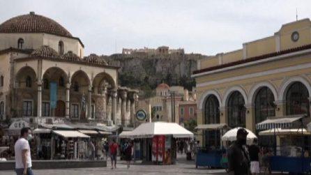 In Grecia bar e ristoranti riaprono dopo sei mesi di stop