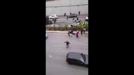 Tragico incidente a Palermo: muore 21enne, 2 feriti gravi