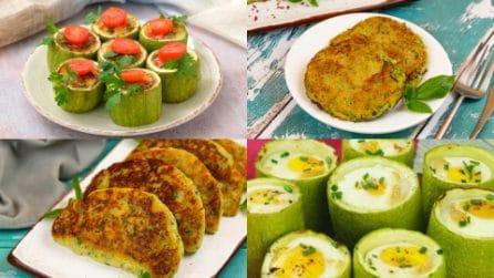 5 Ricette con le zucchine perfette per tutte le occasioni!