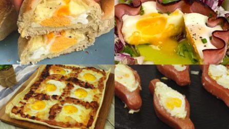 4 Ricette originali e sfiziose da fare con le uova!