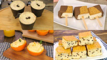 Come fare dei gelati a casa in pochi semplici passi!