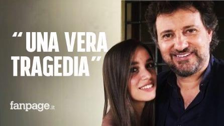 """Luana D'Orazio era in un film di Pieraccioni, il regista: """"È una notizia terribile, non ho parole"""""""