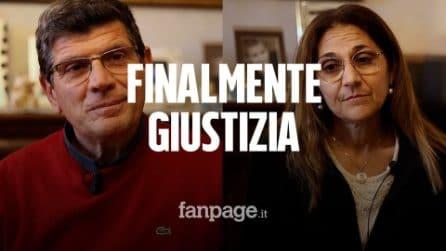 """Marco Vannini, genitori dopo la condanna: """"Ciontoli in carcere non è una vittoria ma devono pagare"""""""