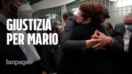 Omicidio Cerciello, la vedova in lacrime dopo la sentenza: ergastolo ai due americani