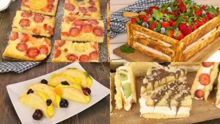 4 Idee golose a base di frutta perfette per tutta la famiglia!