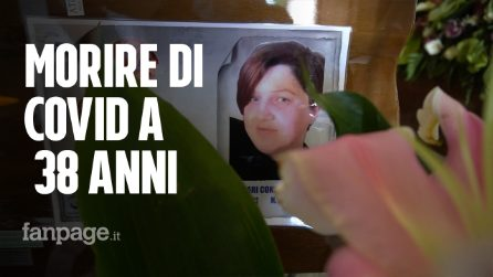 Concetta muore di Covid a 38 anni, l'ultimo saluto alla neo mamma di Corigliano
