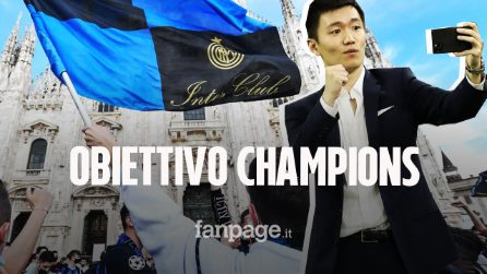 Inter, taglio del budget: obiettivo la qualificazione in Champions League