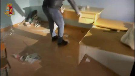 Cocaina nascosta nell'ex asilo abbandonato: due pusher arrestati