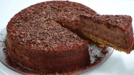 Cheesecake al cioccolato: la ricetta golosa che conquisterà tutti