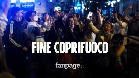 FinecoprifuocoinSpagnaeBelgio:migliaiadicittadiniballanoinstrada