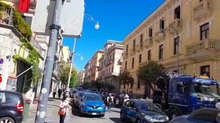 Salernitana in Serie A, esplode la festa in città: saltano le regole anti-assembramenti