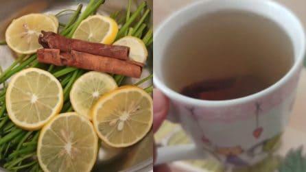 Bevanda depurativa fatta in casa: la ricetta gustosa e naturale