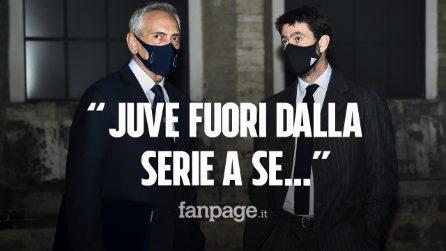 La Juventus esclusa dalla Serie A se non si ritirerà dalla Superlega