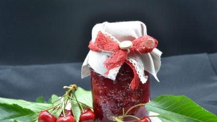Confettura di ciliegie: la ricetta semplice per farla in casa