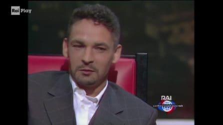 """Viaggio nella carriera di Roberto Baggio: """"Più di un giocatore"""""""