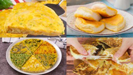 4 Ricette originali per gustare le uova!