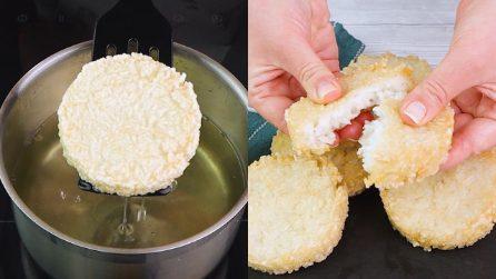 Gallette di riso fritte: la ricetta facile e leggera per farle in casa!