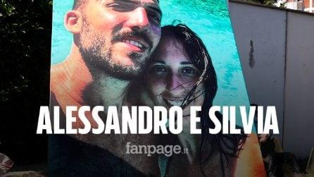 Mottarone, Varese saluta Alessandro e Silvia: commozione e una canzone di Gazzelle al funerale