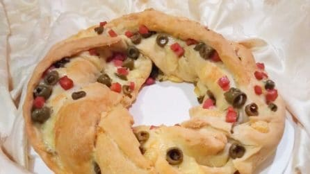 Torta angelica rustica: la ricetta saporita che si prepara facilmente