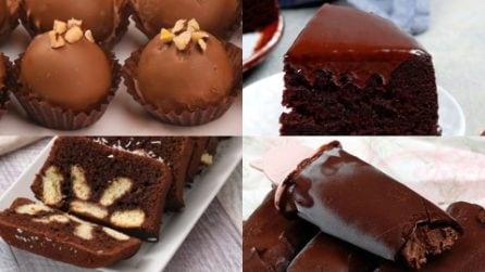 Se ami il cioccolato, queste sono le ricette che fanno per te!