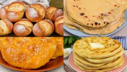 4 Modi per fare il pane da provare assolutamente!