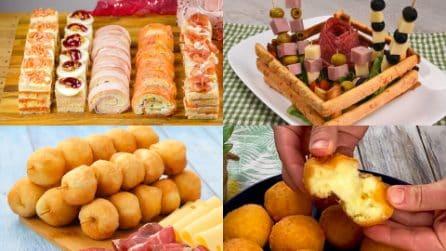4 Idee perfette per i tuoi aperitivi sfiziosi!