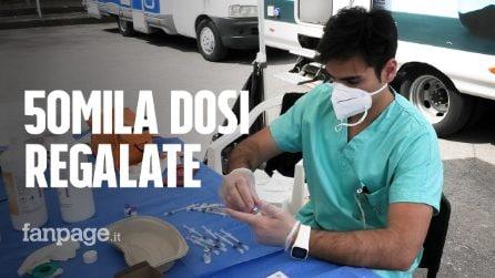 In fuga da Astrazeneca: in Sicilia 50mila dosi restano in frigo. La regione le cede alla Puglia