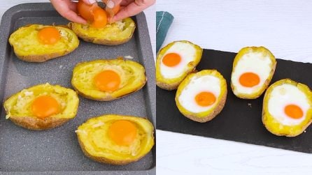 Patate ripiene con uova: il piatto sfizioso e semplice da preparare!
