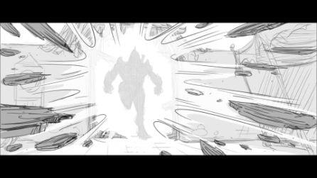 Raya e l'ultimo drago, una scena eliminata: Dragon Blade