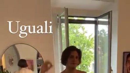 Tommaso Stanzani balla sulle note di Elettra Lamborghini, il video girato a casa di Tommaso Zorzi