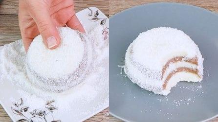 Budino bicolore al cocco: il dessert da provare in ogni occasione!