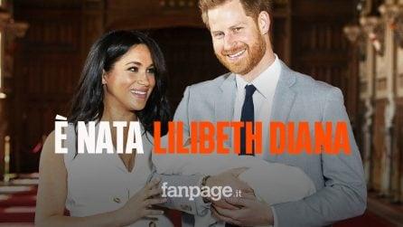 È nata Lilibet Diana Mountbatten-Windsor, la figlia di Meghan Markle e del Principe Harry
