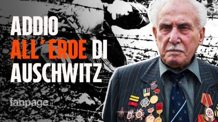 Morto a 98 anni David Dushman, il soldato russo che liberò il campo di sterminio di Auschwitz
