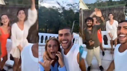 """""""Tutti insieme in Honduras"""", i naufraghi fanno festa dopo la finale"""