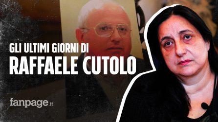 """Parla la vedova del boss di camorra Raffaele Cutolo. Immacolata Iacone: """"Non seguite questa strada"""""""