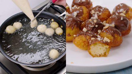 Frittelline dolci: finiranno in pochi minuti!