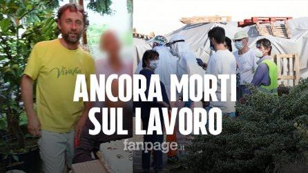 """Pavia, due operai muoiono soffocati da gas tossici: """"Oggi era il suo compleanno, compiva 50 anni"""""""