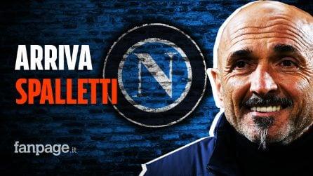 """Luciano Spalletti è il nuovo allenatore del Napoli, De Laurentiis: """"Insieme faremo un grande lavoro"""""""