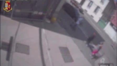 Milano, scappa dai rapinatori che lo inseguono dicendo che è un ladro: due arresti
