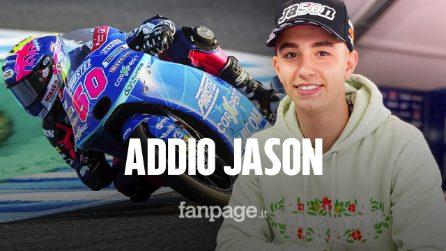 Jason Dupasquier è morto dopo l'incidente al Mugello: il 19enne pilota svizzero non ce l'ha fatta