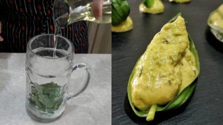 Maionese al basilico: la ricetta alternativa e gustosa senza uova
