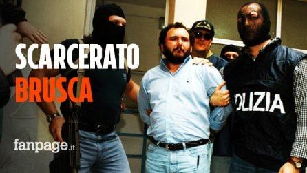 Mafia, scarcerato Giovanni Brusca: azionò il comando che innescò la strage di Capaci