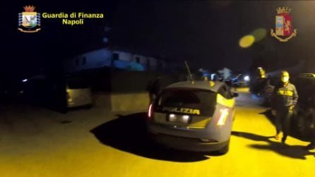 Camorra, blitz tra Napoli e Caserta: 31 arresti e sequestri per 25 milioni di euro
