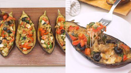 Stuffed eggplants: a classic recipe for a delicious second dish!