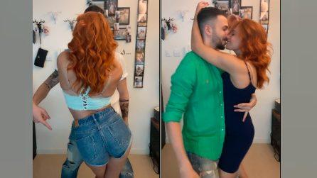 La coppia incanta su TikTok: il balletto è sensuale